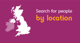 find people and jobs using our map